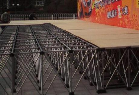 舞台 钢木结构舞台 -重庆舞台搭建物料供应商